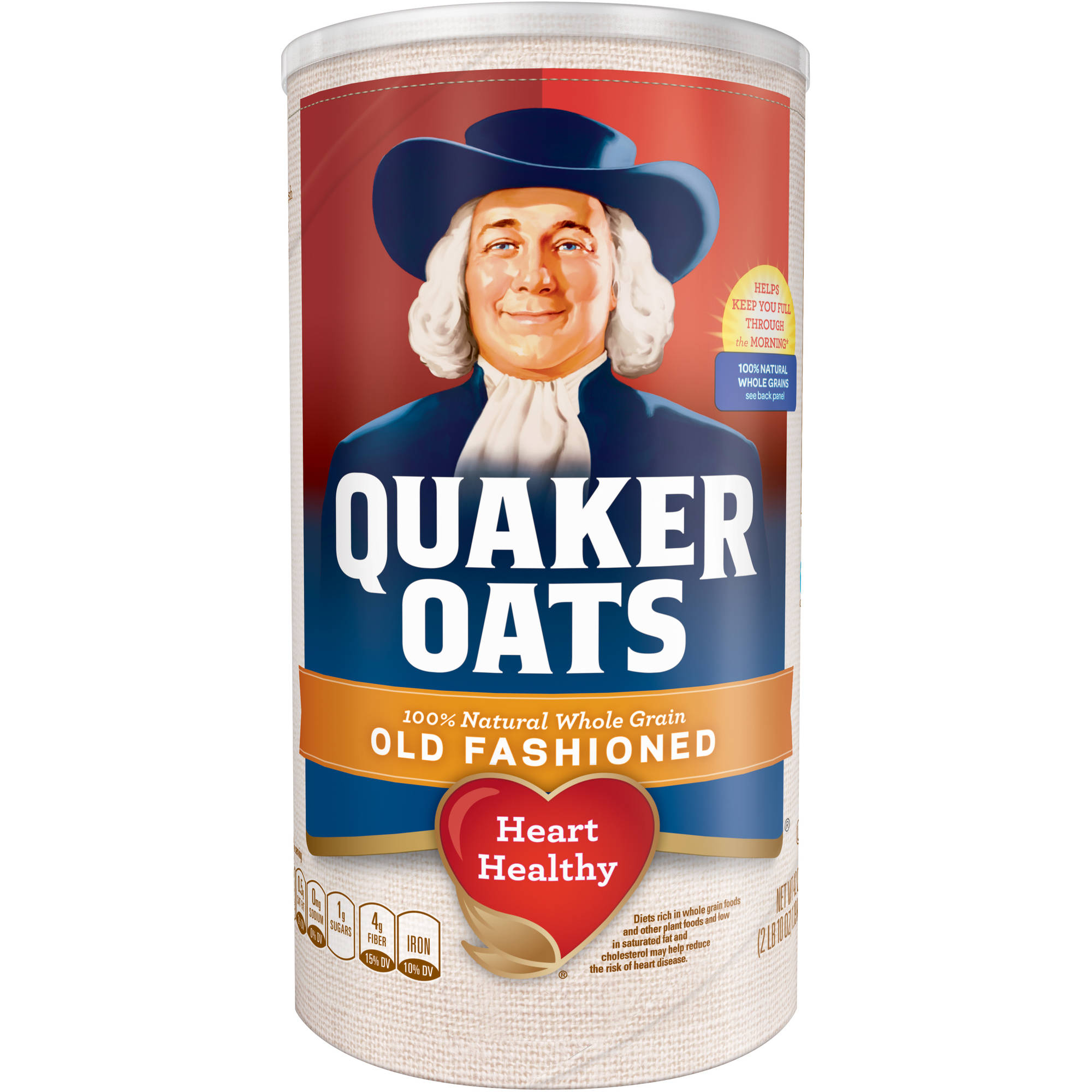 Quaker Oats Old Fashioned Oats, 42 oz
