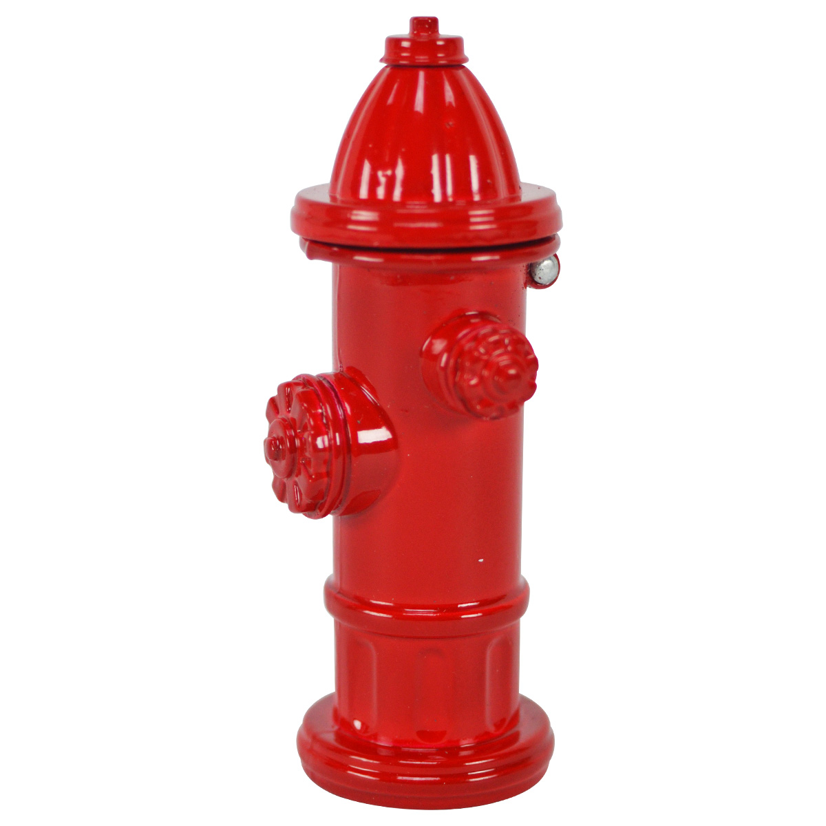 Red Fire Hydrant Miniature Die Cast Pencil Sharpener Fireman Firefighter FD Gift