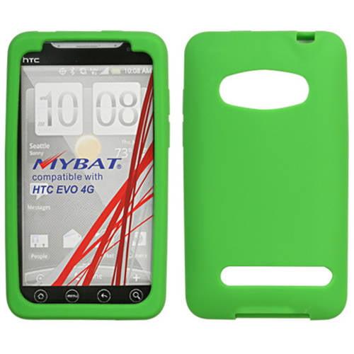 HTC Evo 4G MyBat Solid Skin Cover