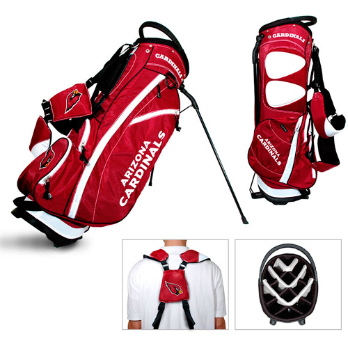 Team Golf NFL Arizona Cardinals Fairway Golf Stand Bag by Generic