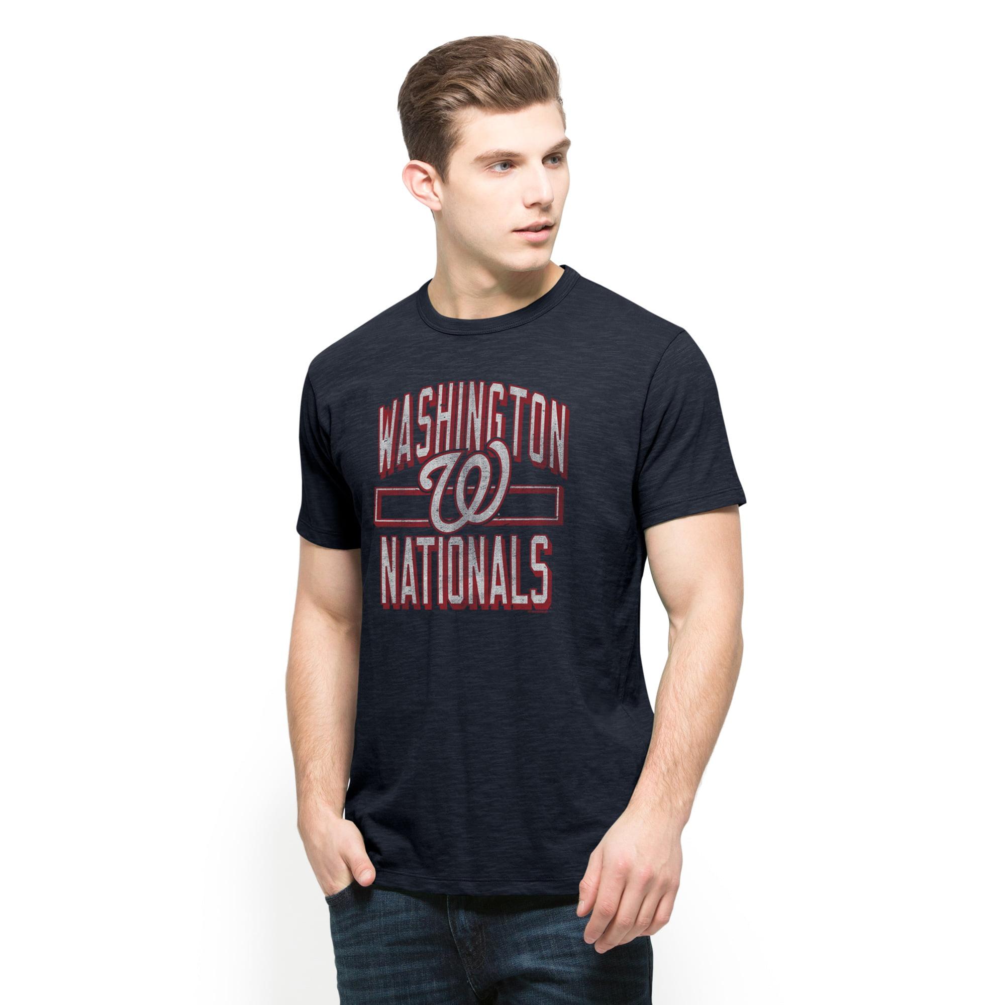 Washington Nationals '47 Scrum T-Shirt - Navy