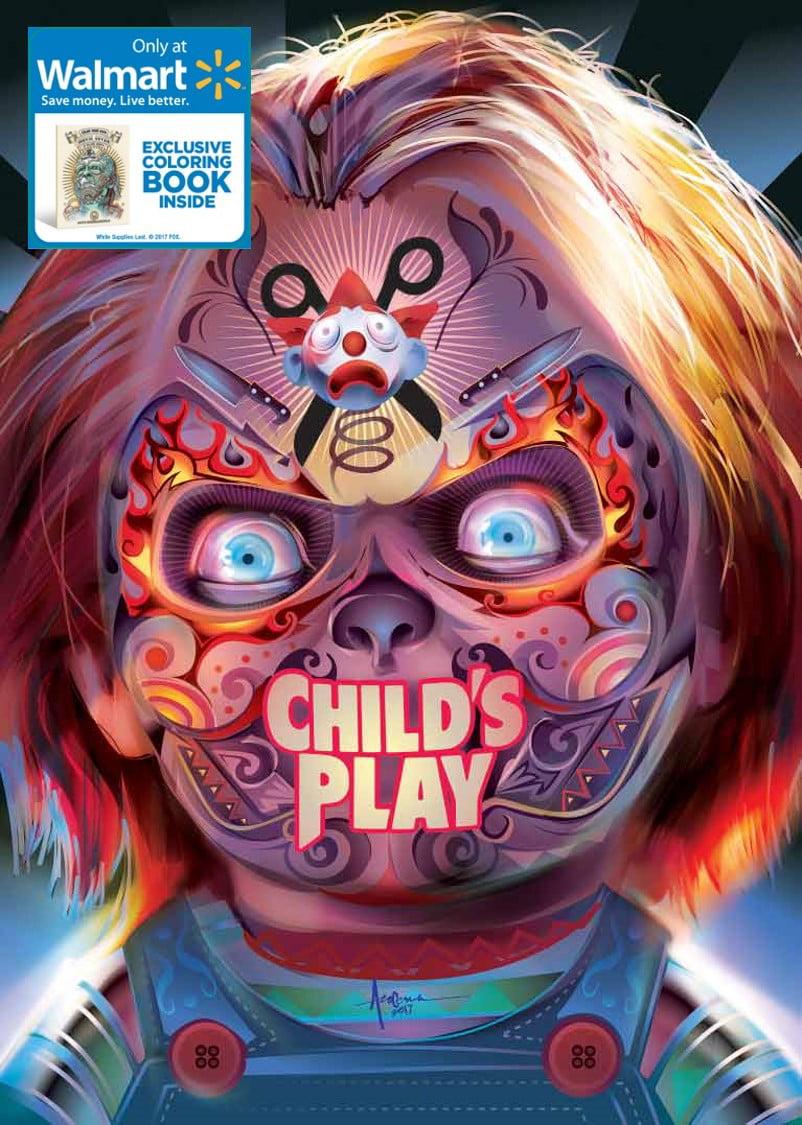 Child S Play Walmart Exclusive Dvd Walmart Com