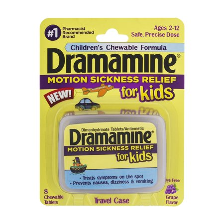 can you buy dramamine at walmart