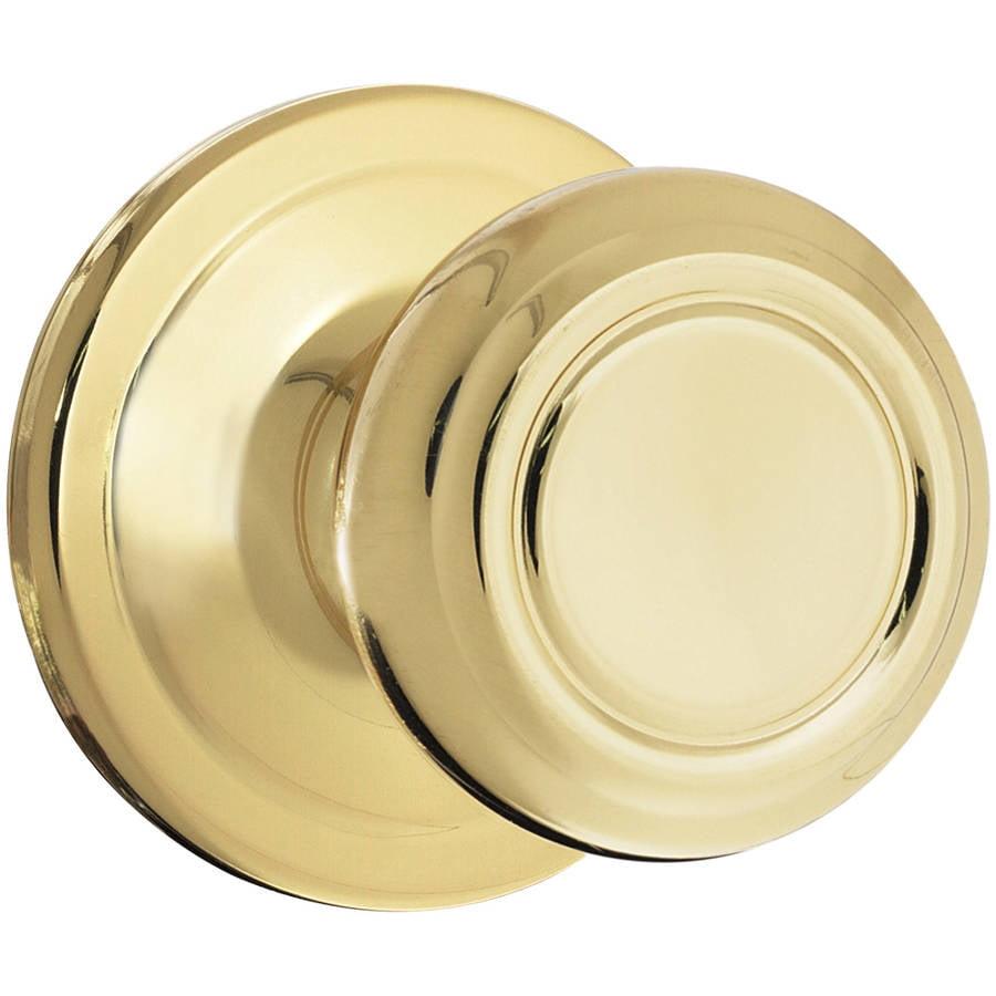 Kwikset Signature Series 97200-795 Polished Brass Cameron Passage Knob