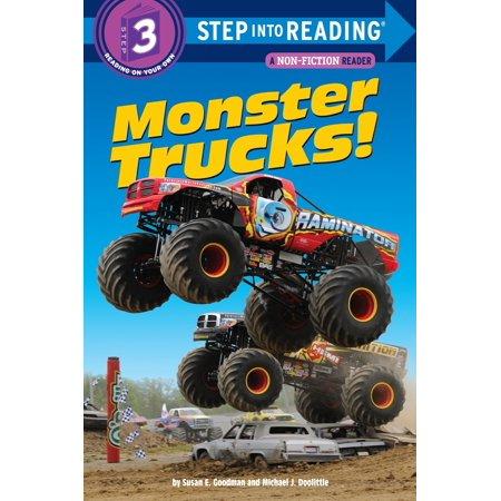Homemade Truck Steps (Monster Trucks!)