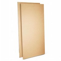 Tempered Wood Pegboard TPB2-83 Commercial Grade Pegboard Hook