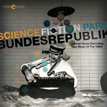 Science Fiction Park Bundesrepublik / Various (Vinyl)