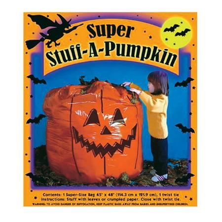 Stuff A Pumpkin Bag - Halloween Stuffs