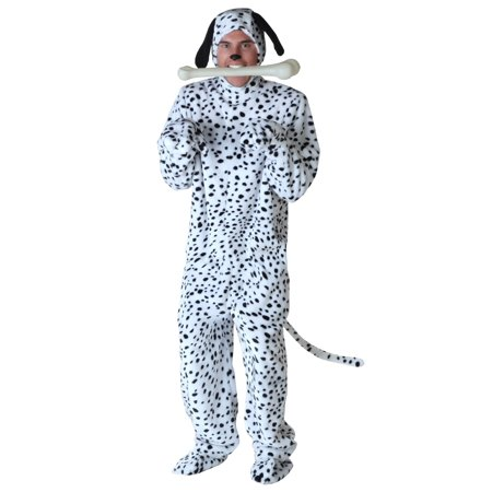 Plus Size Dalmatian Costume