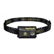 Nitecore NITECORE-NU25-BLACK 360 Lumen Rechargeable LED Headlamp - Black