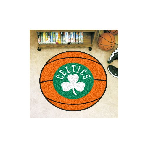 NBA Boston Celtics Basketball Mat