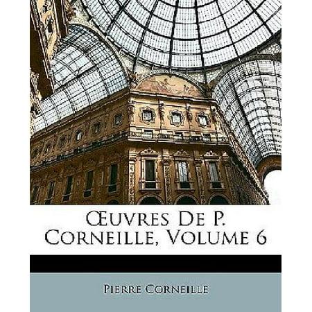 Uvres de P. Corneille, Volume 6 - image 1 of 1