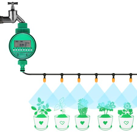 Smart Automatic Intelligent Watering Timer Irrigation Controller