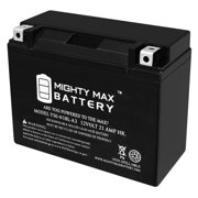 Y50-N18L-A3 Power Sports Battery Replaces GTX18L-BS M6250H 44006