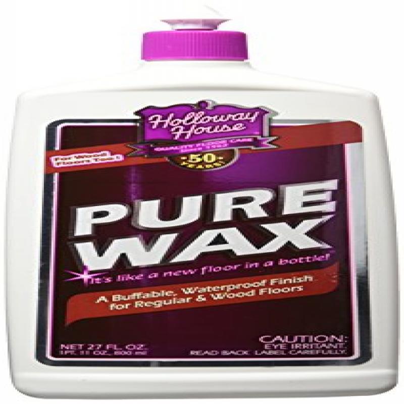 Holloway House Pure Wax 27 Oz Walmart Com