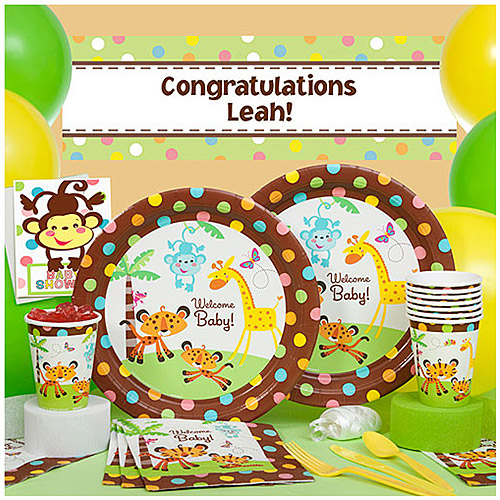 Fisher Price Welcome Baby Party Pack For 8