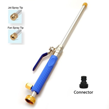 Windaze Pressure Power Washer Spray Nozzle,Garden Hose Wand for Car Washing and High Outdoor Window