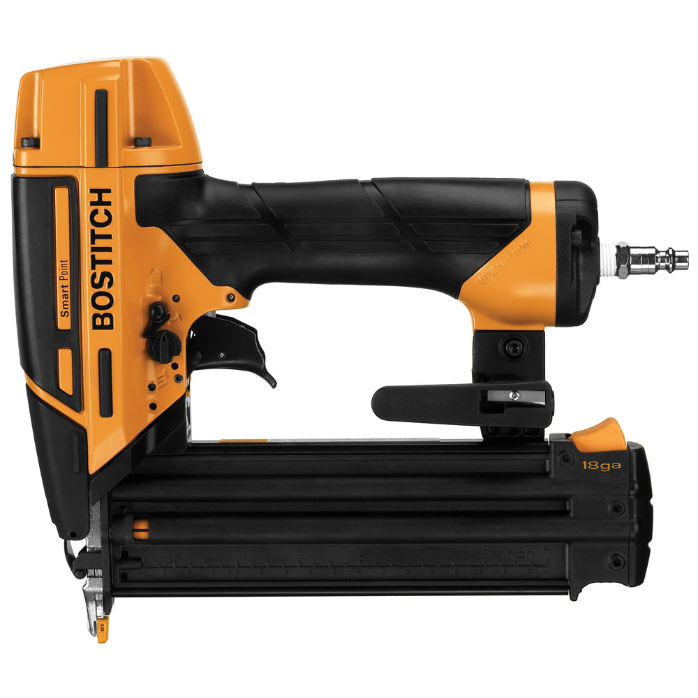Bostitch BTFP12233 Smart Point 18-Gauge Brad Nailer Kit by STANLEY BOSTITCH