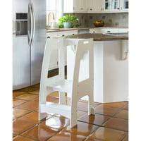 Step-Up Kitchen Helper - White