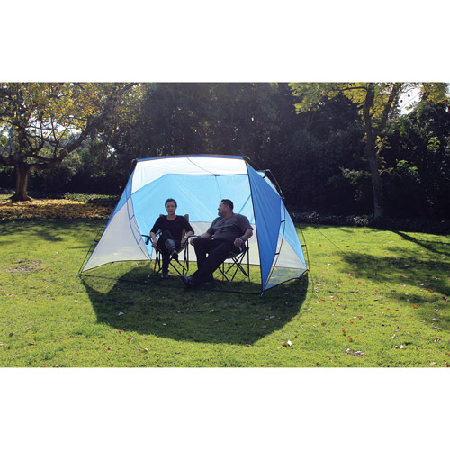 Caravan Canopy Sports 9'x6 Sport Shelter, Blue (54 sq ft Coverage)