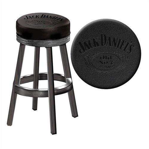 Jack Daniel's Lifestyle Products Jack Daniel's 30.25'' Swivel Bar Stool