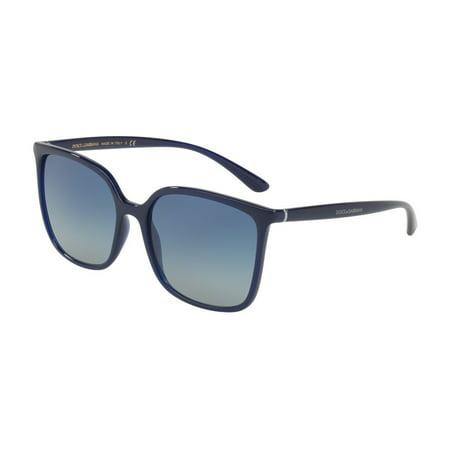 Sunglasses Dolce & Gabbana DG 6112 30944L OPAL BLUE