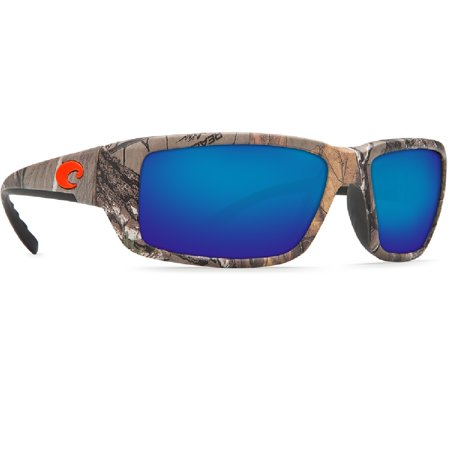 532f66704e Costa Del Mar - Zane Realtree Xtra Camo Rectangular Sunglasses - Walmart.com