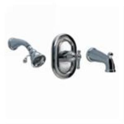 American Standard T373.521.068 Enfield Shower Only Cross Handle Trim Kit (Trim Only Cross Handle)