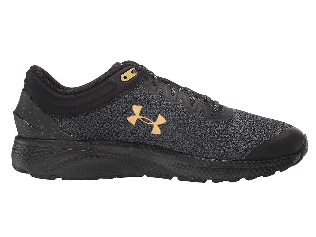 Shipley suma Cenagal  Under Armour Charged Escape 3 Black/Graphite/Metallic Gold - Walmart.com -  Walmart.com