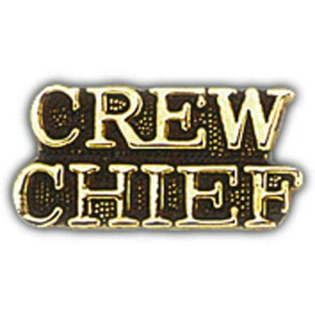 - U.S. Air Force Crew Chief Pin 1