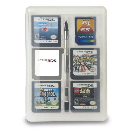 CTA DIGITAL CTA3DSSGCW CTA Digital Nintendo 3Ds Cartridge Storage Solution Box