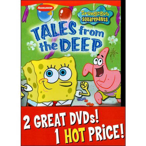 SpongeBob SquarePants: Lost At Sea / Tales From The Deep (Full Frame)