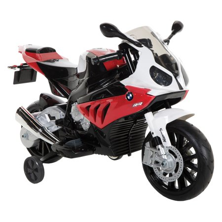Splatter Motorcycle - BMW S1000RR 12V Motorcycle Electric Ride On For Kids By Dynacraft