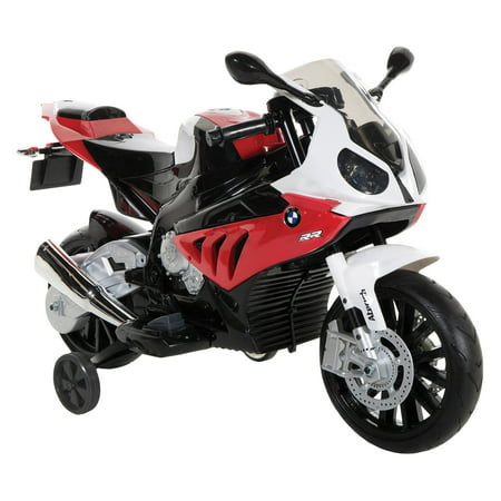 BMW S1000RR 12V Motorcycle Electric Ride On For Kids By (Best Ride On Toys For 8 Year Olds)