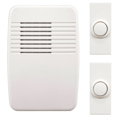 Heathco Button Plug In Door Chime
