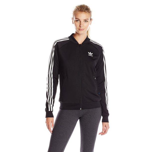 Síguenos Opcional Oh querido  Adidas - Adidas Originals Women's Superstar Track Jackets, Black, AB2076  (Medium) - Walmart.com - Walmart.com