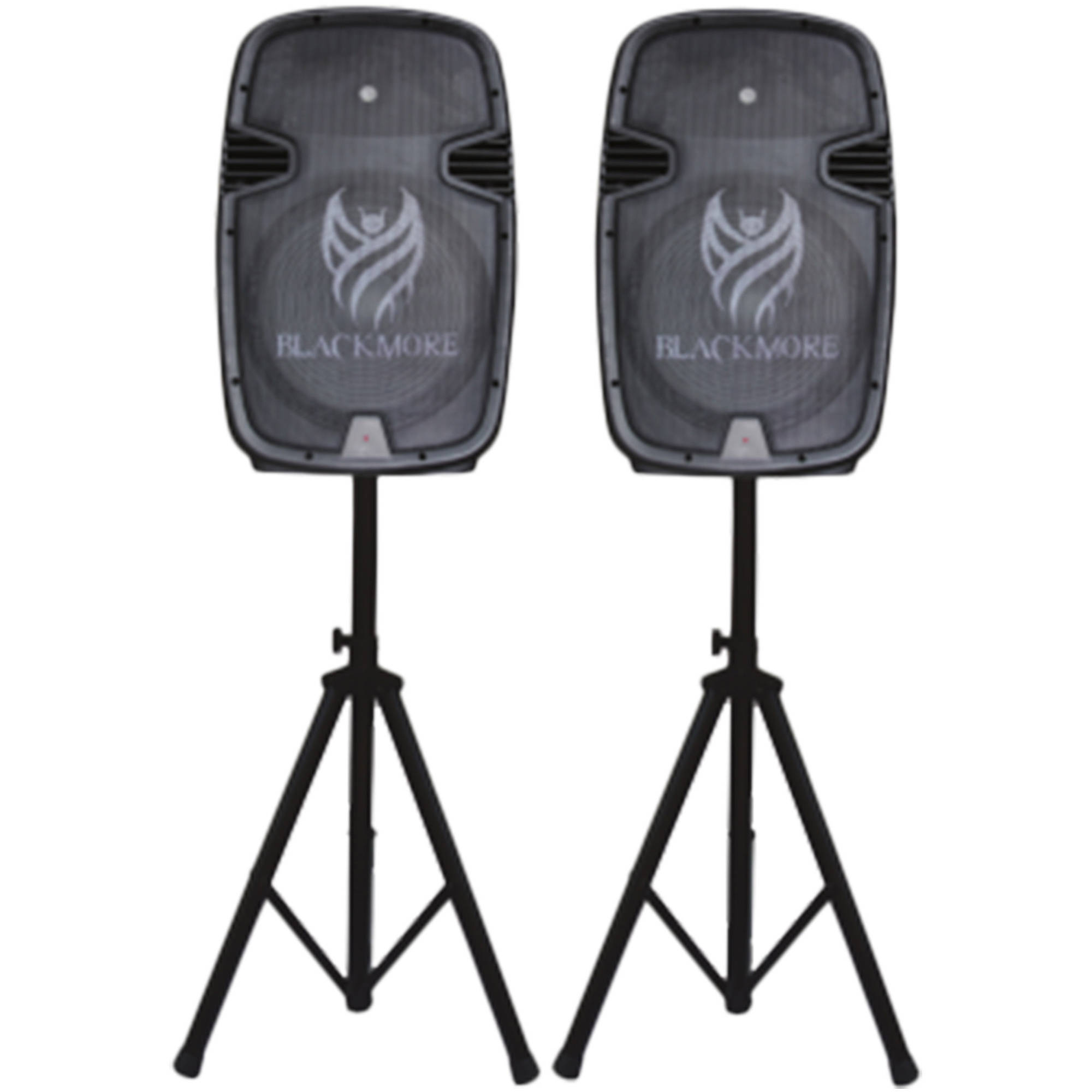 Blackmore Electronics BJST-60KG Blackmore Universal Speaker Stand, Black