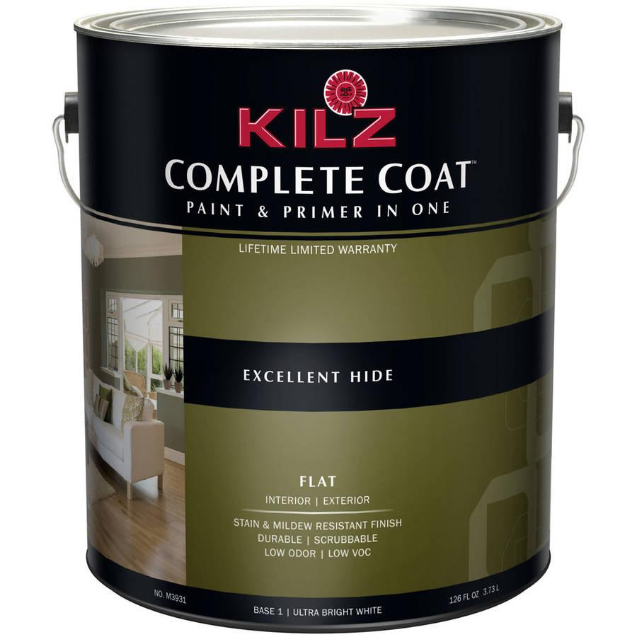1 Gal Satin 1 Part Epoxy Acrylic Concrete And Garage Floor Paint