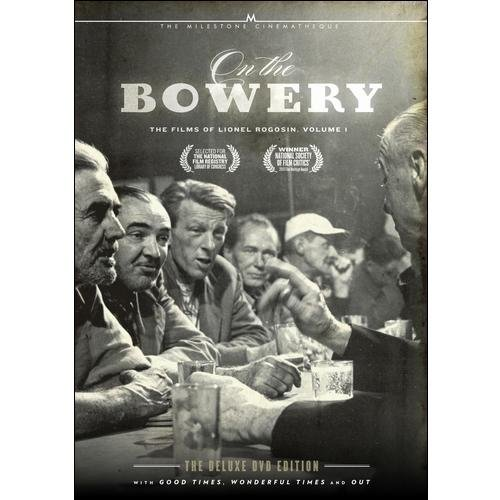 On The Bowery: The Films Of Lionel Rogosin, Volume 1 - On...