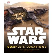 Star Wars: Complete Locations (Hardcover)