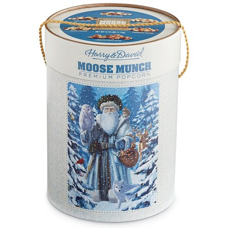 Harry & David Moose Munch Popcorn Drum (60 oz.), Various Colors and Designs - Harry And David Halloween Cookies