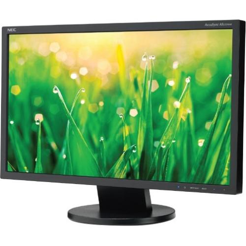 NEC Display AccuSync AS203WMI-BK 20' LED LCD Monitor - 16...
