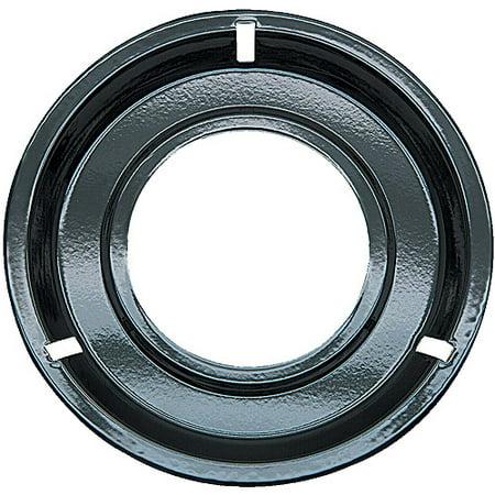 Range Kleen 1 Piece Drip Pan Style G Fits Round Burner