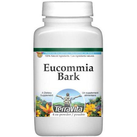 Eucommia Bark  Du Zhong  Powder  4 Oz  Zin  515100