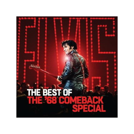 The Best Of The '68 Comeback Special (Best Rock Cds Of All Time)