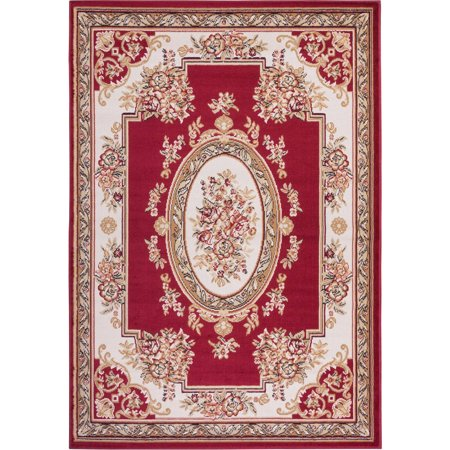 Woven Center (Well Woven Miami Medallion Centre Traditional Area Rug )