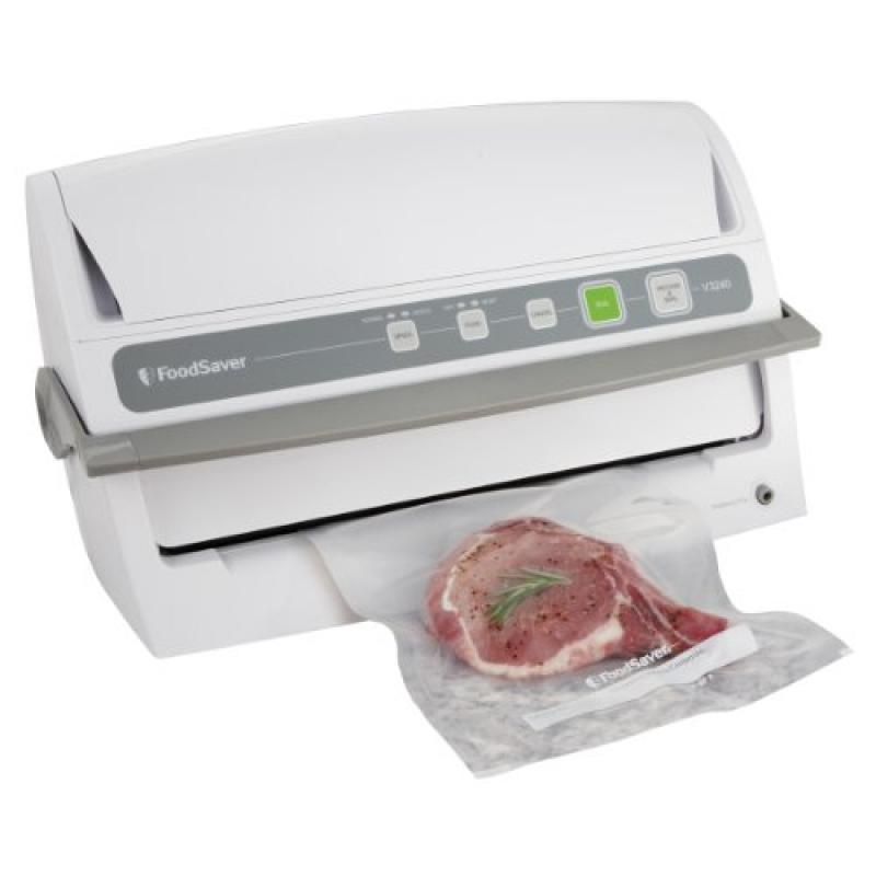 FoodSaver Compact Vacuum Sealer Machine Kitchen Portable ...