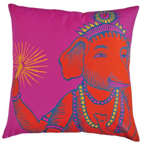 Koko Company Bazaar Throw Pillow