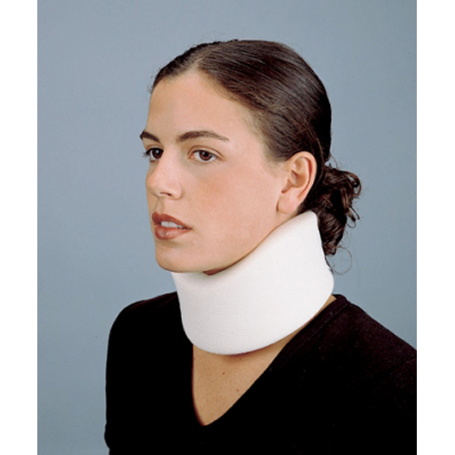 Grafco Deluxe Foam Cervical Collar - Medium Neck Brace