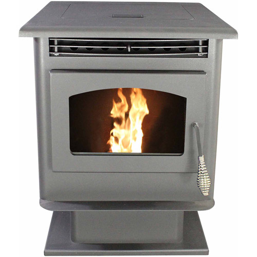 US Stove 1,800 Sq. Ft. Pellet Stove by United States Stove Company